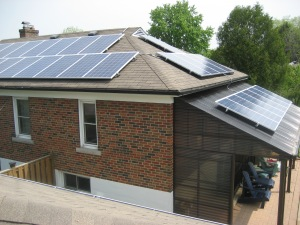 How much does Solar cost in Ontario, residential?