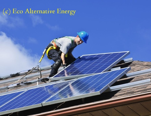 Ontario's most trusted solar company, Eco Alternative Energy